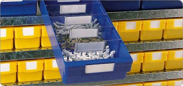 Kunststoff-Lagerkästen